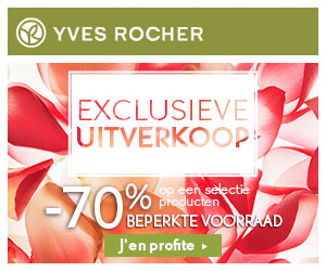 Outlet -70% korting:
