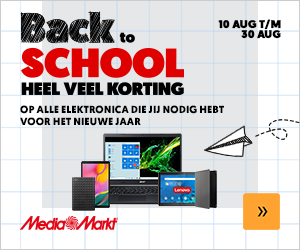 Back to School met MediaMarkt