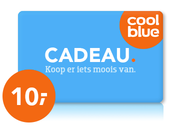 Coolblue € 10,00