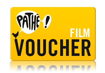 Pathé Filmvoucher € 11,00